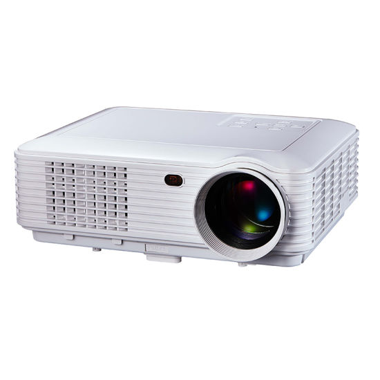 1080P Supply LCD Nigeria 3000 ANSI Lumens 3D Digital Cinema Projector pictures & photos