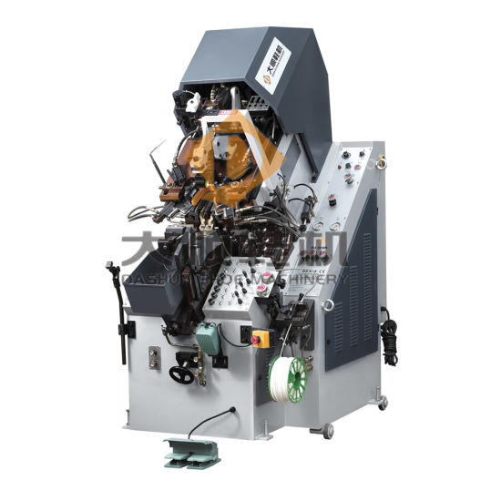 Ds-618am Automatic Cementing & Toe Lasting Machine for Shoe