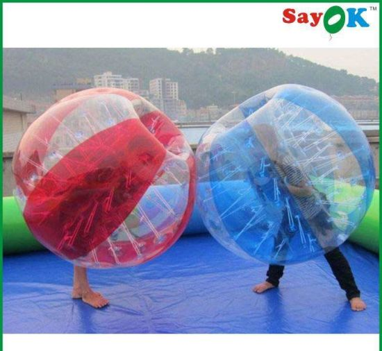 China High Quality PVC/TPU Materials Inflatable Bubble