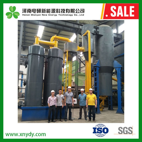 Small Biomass Gasifier for Provide Heating Resource for Drum Dryer