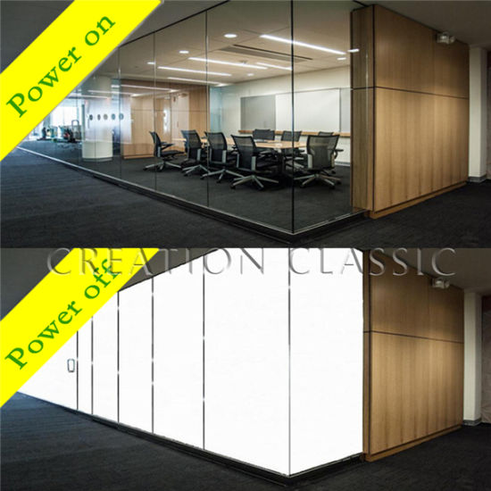 Electronic Power Control Switchable Dimming Glass pictures & photos