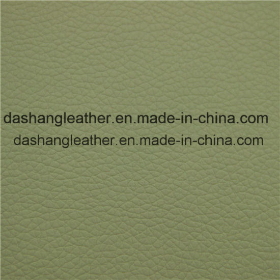 Competitive Price High Quality PVC Artificialr Sea Cat Leather (DS-A919)