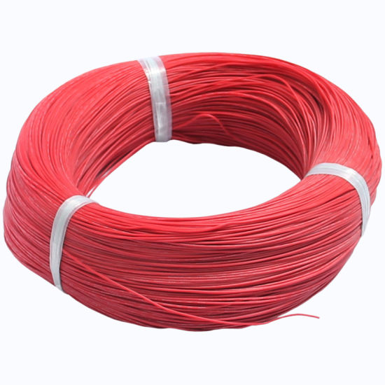 Silicone Insulated Cable 18AWG with UL3132 pictures & photos