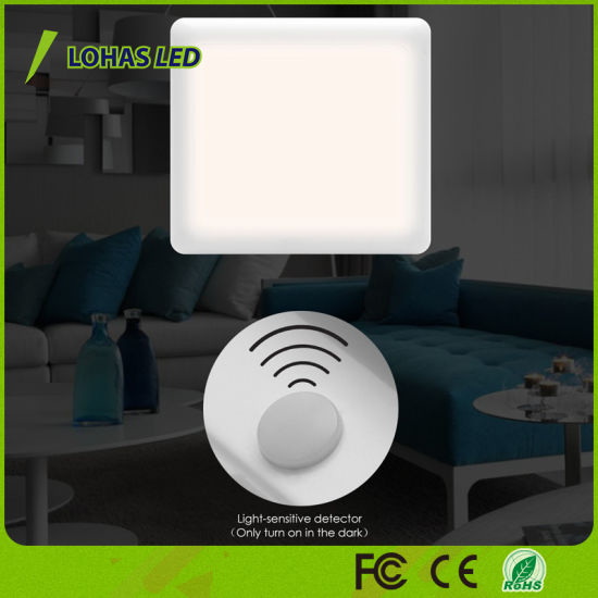 Light Sensitive Detector LED Night Light Sensor LED Lamp pictures & photos