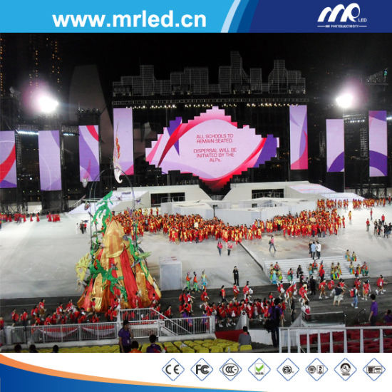 HD Intelligent UTV1.56mm Fixed Indoor LED Display Sale by Mrled pictures & photos