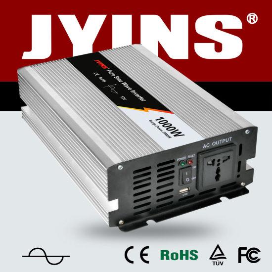 Solar Power Inverter 1000 Watt 12 Volt DC to 220 Volt