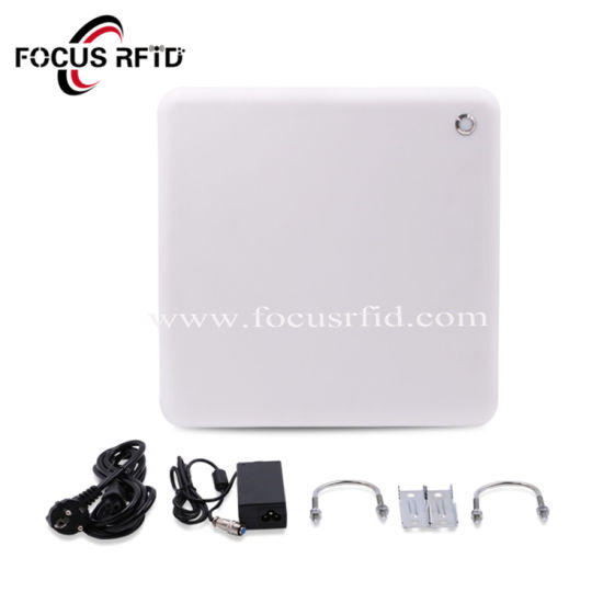 Factory Price UHF TCP/IP RJ45 Long Range Reader for Access Control St-9701