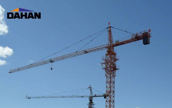 Dahan Qtz80 (5612) 6ton Tower Crane