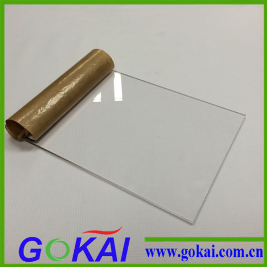 Color Advertising Use Acrylic Sheet 5mm pictures & photos