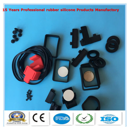 Custom Molded Rubber Silicone Product, Rubber Silicone Parts, Various Sizes of Rubber Silicone Stopper, Gasket, Rubber Feet, Bumpon pictures & photos