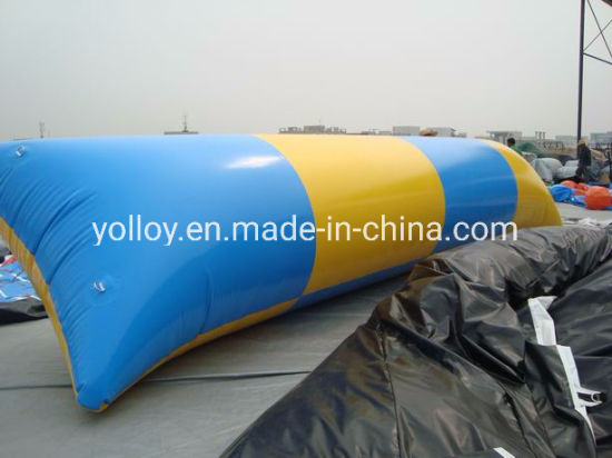 Factory Price Amusement Park Jumping Toy Inflatable Water Blob pictures & photos