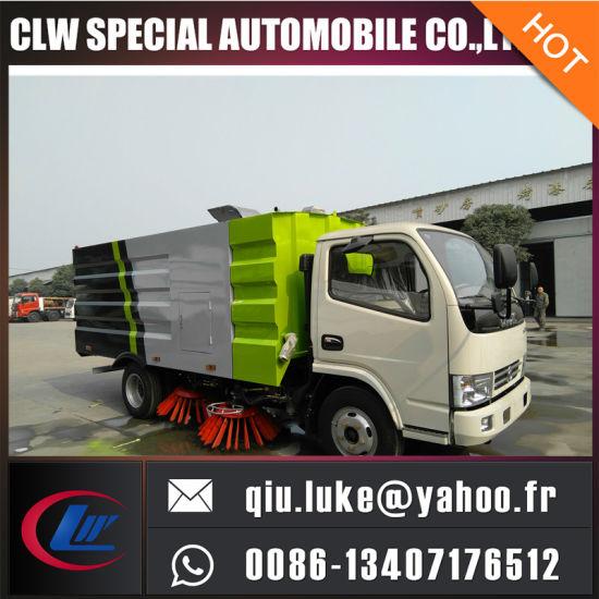 Auto Floor Sweeper Machine Truck