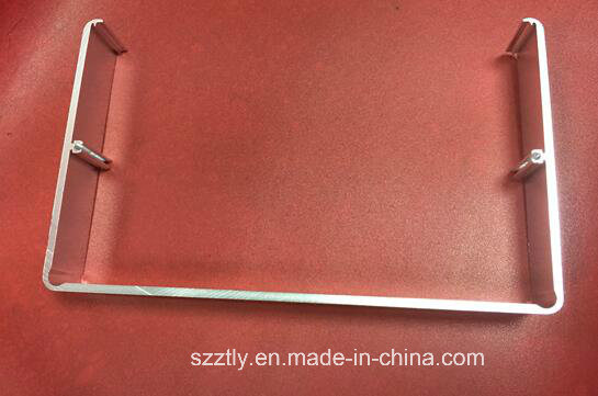 6063 Sand Blasted Anodized Aluminium Extrusion for Electronic Enclosure pictures & photos