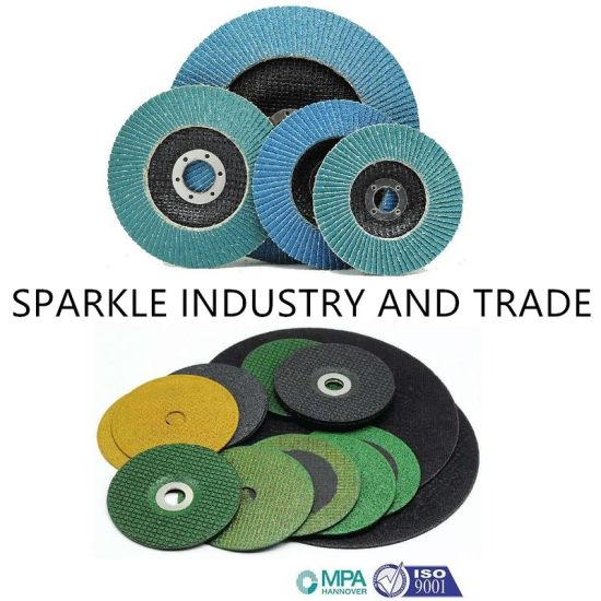 Abrasive Grinding and Cutting Disc Flap Disc for Metal and Stainless Steel