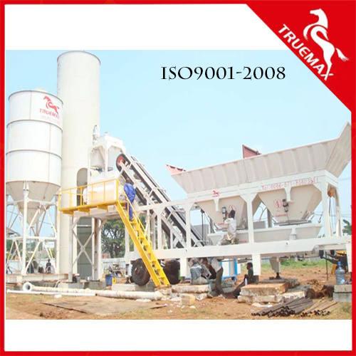 Cbp25s China Construction Fixed Concrete Mixing Plant