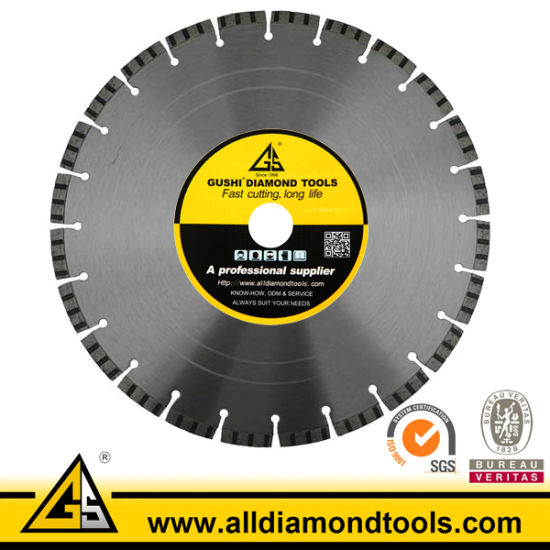Large Size China Concrete Diamond Saw Blade pictures & photos