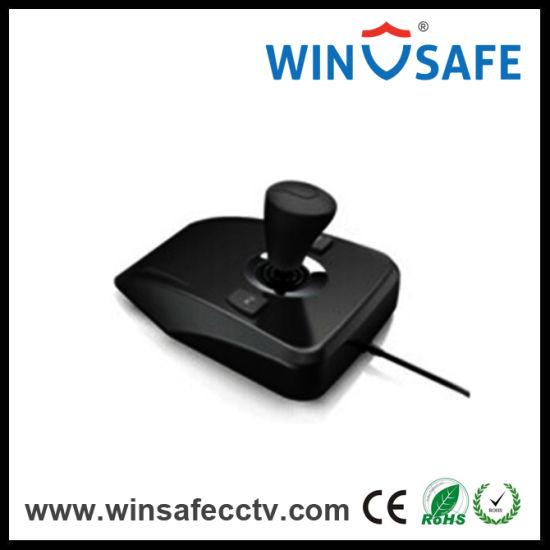 Mini Size 3D PTZ RS485 IR Remote Controller Video Camera Keyboard Controller pictures & photos