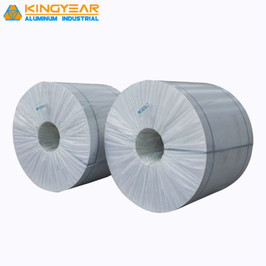 Factory Wholesale Low Price Aluminium/Aluminum Coil Roll for Construction pictures & photos