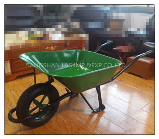 Strong Wheelbarrow Popular in The Middle East Market pictures & photos