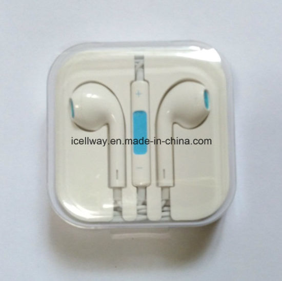 in-Earpod Compatible for Samsung for iPhone Apple Earpod pictures & photos