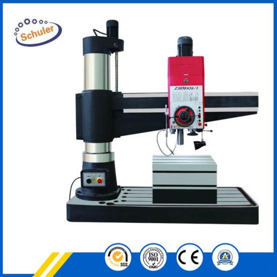 High Precision Z3050 X16/1 Double Column Hydraulic Radial Drilling Machine