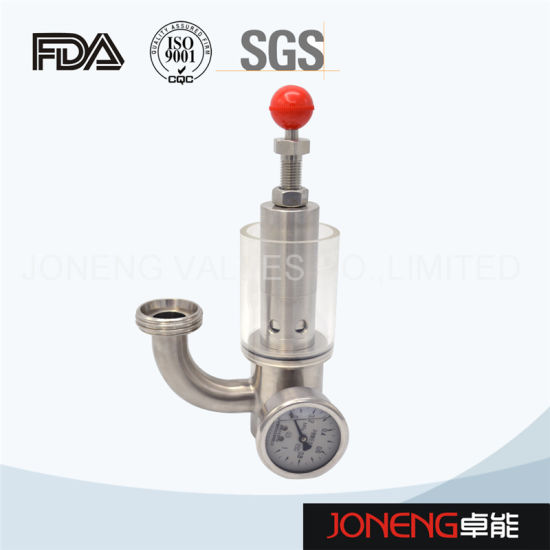 Stainless Steel Safety Air Release Valve