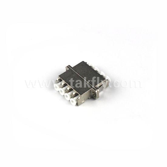 Fiber Optic Adaptor SC Male to LC Female Single Mode Fiber Optic Hybrid Optical Adaptor Converter for Network /& Optical Communication