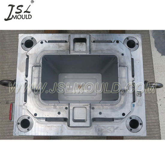 Injection Plastic Waste Bin Mould pictures & photos