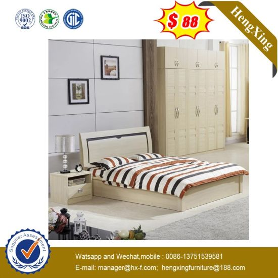 Modern High Quality Bedroom Furniture White King Size Bedroom Sets Wooden China Living Room Furniture Modern Furniture Made In China Com
