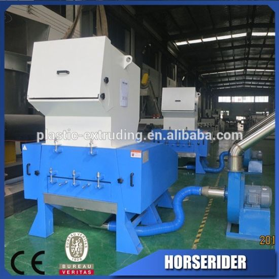 High Efficiently Plastic Machinery Waste Plastic Recycling Machine