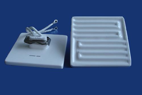 Electric Ceramic Heating Plate Lamp