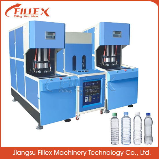 Fully Automatic High Speed Pet Plastic Blowing Machine for Free Installation