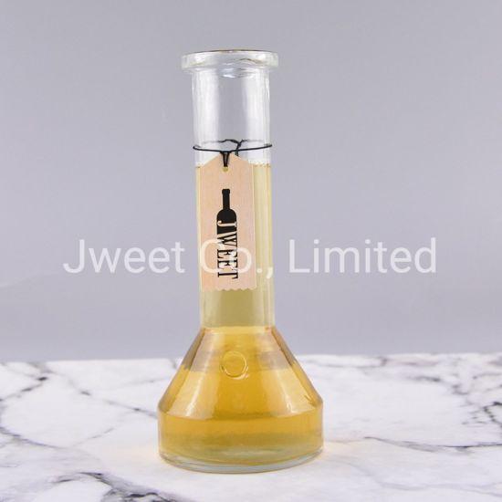 Factory Wholesale Long Neck Special Shape Liquor Glass Bottle