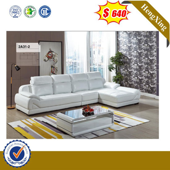China Wholesale Modern Design Metal Steel Leg Home Bedroom L Shape Living Room Furniture Chair Leather Fabric Office Sofa