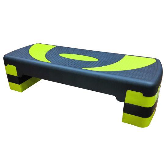 Dfaspo Aerobics Exercise Step Adjustable Platform PRO Home Fitness Equipment for Professional Abdomial Stepper Toutine Gym Body Building Training Crossfit