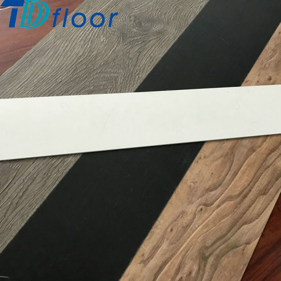 Virgin Material 2mm 2.5mm 3mm Dryback Glue Down PVC Vinyl Plank Flooring pictures & photos