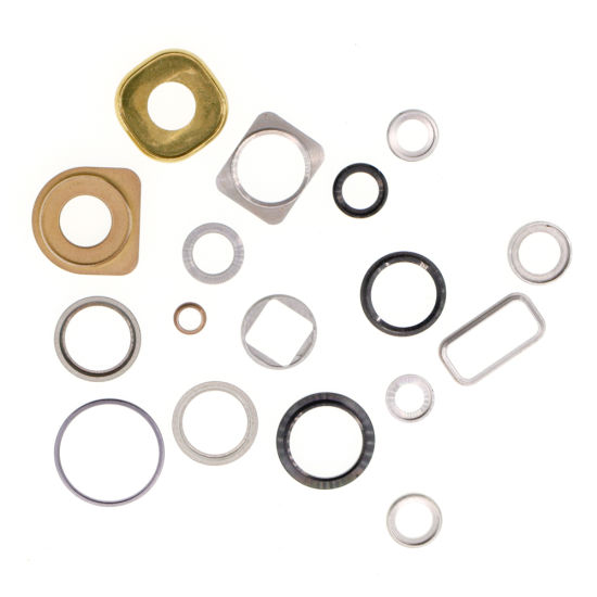 High Precision Metal Aluminum Stainless Steel CNC Machining Mobile Phone Parts