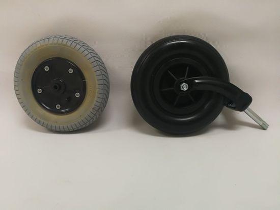 Wheelchair Accessories Supplier Wheelchair Wheel 6 Inch 8 Inch Wheel Caster$0.65/ Piece