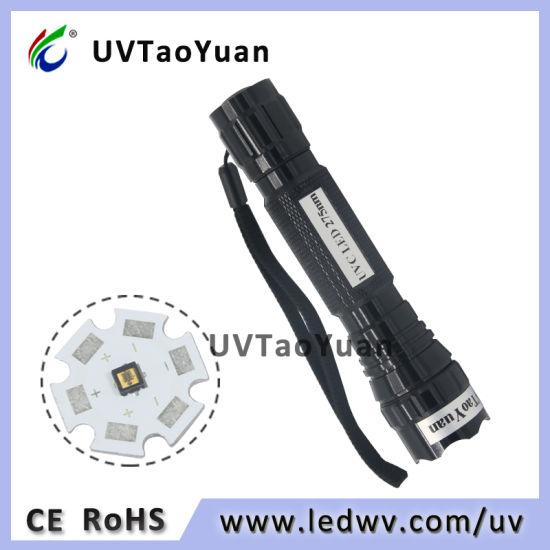 275nm 18MW UVC LED Flashlight