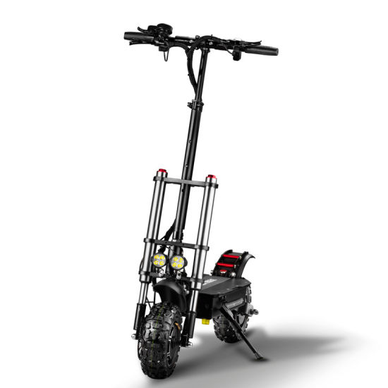 60V 26ah Lithium Battery Long Range 100km Electric Scooter