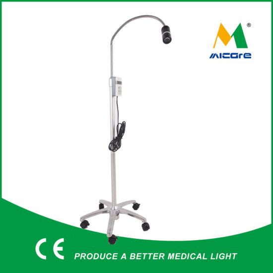 Hot Sale! Micare Jd1200L 12W Mobile Type LED Medical Exam Spot Lamp
