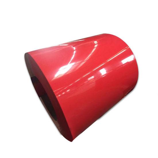 Prime SGCC Color Coated Galvanized Steel Coil