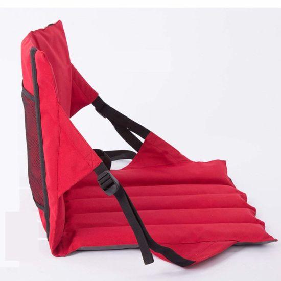 Portable Lightweight Moistureproof Outdoor Picnic Camping Beach Foldable Folding Stadium Soft Padded Seat Cushion Pad