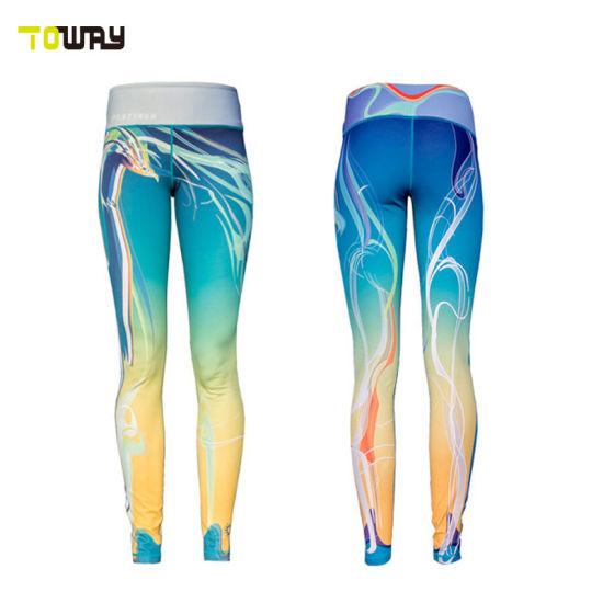 Sports Wear Compression Women Wholesale Custom Yoga Pants