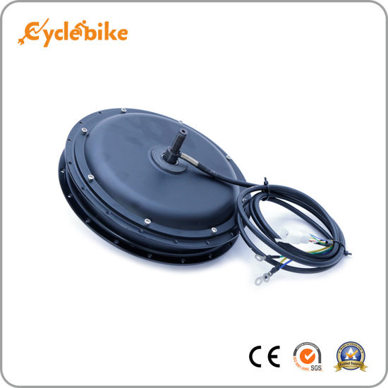 500W Brushless Geraless Electric Bike Hub Motor for Bicycle of High Quality