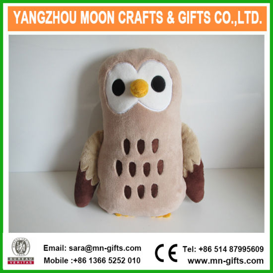 Plush Animal Toy Owl