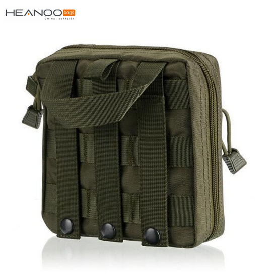 Utility Molle Medical First Aid Pouch Military Tactical Organizer Waist Bag