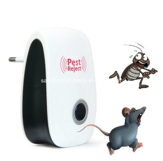 Multi-Purpose Electronic Ultrasonic Mosquito Killer Reject Bug Mosquito Cockroach Mouse Killer Repeller pictures & photos