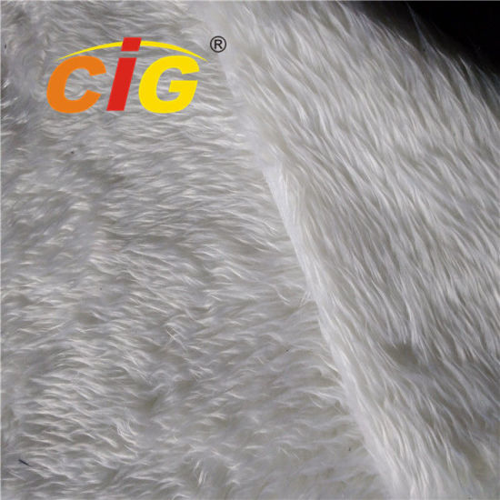 Marvelous China Colorful 100 Polyester Faux Fur Fabric For Seat Cover Pabps2019 Chair Design Images Pabps2019Com