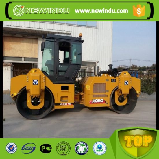 13 Ton Tandem Drum Vibratory Road Roller Price Xd133 pictures & photos